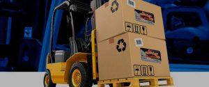 Transporte y manipulación de carga frágil