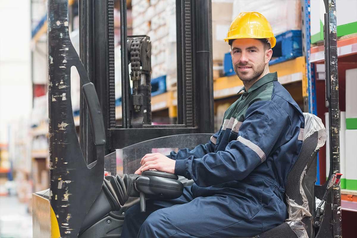 Servicio de equipos eléctricos contrabalanceados